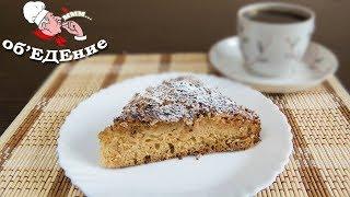 Кокосовый пирог к чаю за 2 минуты (+ выпечка)