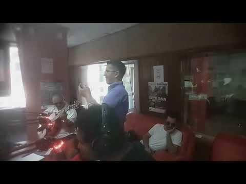 Eyekid live in radio mauritius