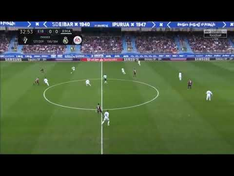 EIB vs RMA 1-2 All Goals & Highlights 10/03/2018 HD