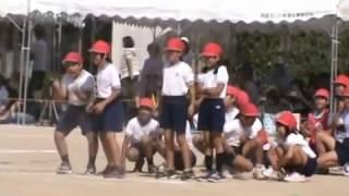 身動きがとれない・・・ハプニング!会場は爆笑の渦!小学校おもしろ運動会 thumbnail