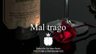 BASE DE RAP MELANCÓLICO - MAL TRAGO - SAD PIANO - HIP HOP INSTRUMENTAL