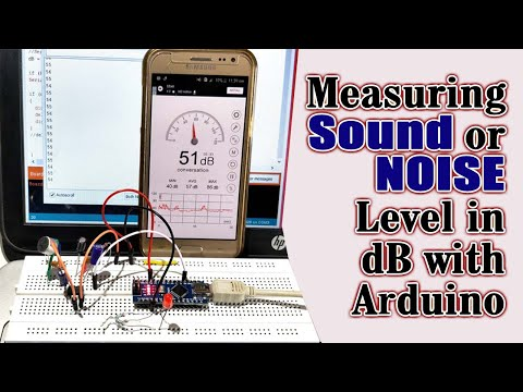 How To Measure Sound Or Noise Level In DB With Arduino