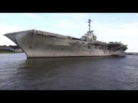 Mount Pleasent, South Carolina - Patriots Point - USS Yorktown HD (2017)