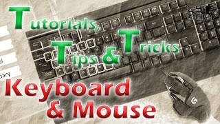 [CS:Go] [ENG] Tutorials, Tips and Tricks #2 - Keyboard and Mouse settings