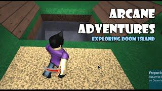 Giochiamo: Roblox - Avventure Arcane #2 (Exploring Doom Island)