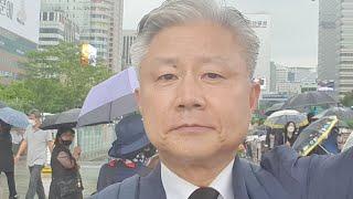 아!  백선엽장군, 광화문 국민장 빈소 인산인해 추모물결