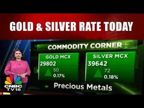 Gold & Silver Rate Today | Bazaar Corporate Radar (Part 02) | CNBC TV18