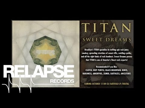 "TITAN -  ""Wooded Altar Beyond The Wander"""
