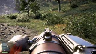 Far Cry 4: Lion vs. Harpoon