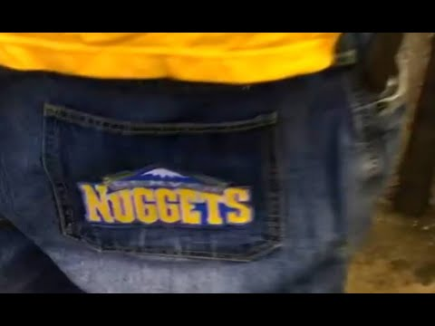 Memes I Found In My Denver Nuggets Jeans Backpocket Youtube