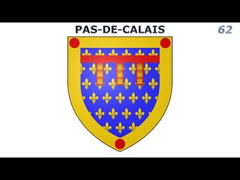 Coats of arms of departments of France - Znaky departementů