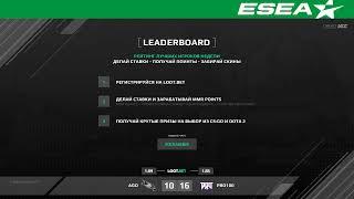 x kom vs forze ESEA Season 31 Premier Division