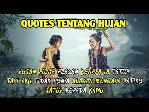 kumpulan quotes kata kata caption tentang hujan dan kenangan