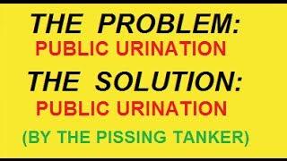 Public Urination Punishment in India