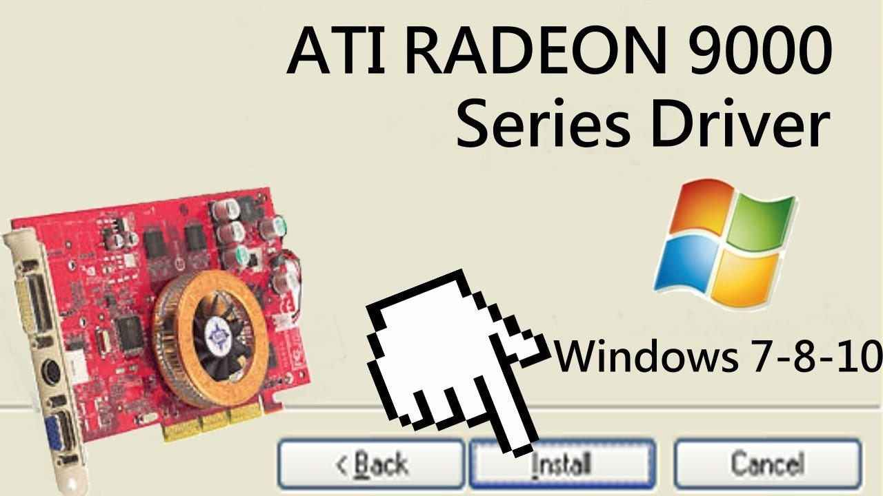 MOBILITY RADEON 9000 9100 IGP DRIVERS FOR WINDOWS VISTA