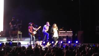 Bartender - Lady Antebellum - Take Me Downtown Tour 2014 - Tampa, FL - May 17, 2014