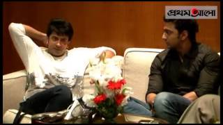 Shakib Khan & Dev Face To Face