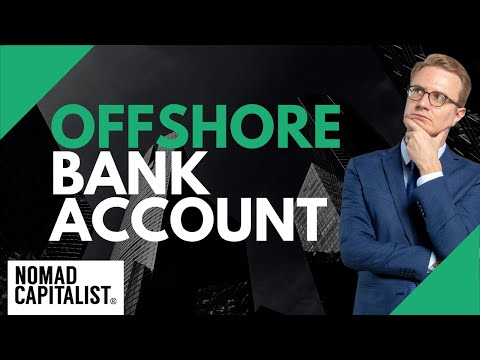 What is An Offshore Bank Account?