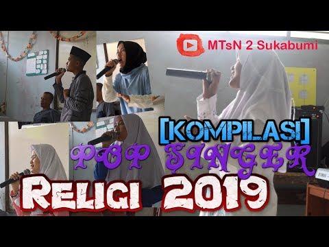 Kompilasi Pop Singer Religi Aksioma KKM MTsN 2 Sukabumi 2019