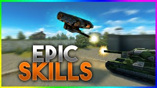 TankiOnline SUPER EPIC XP SKILLS KILLS | HardLens