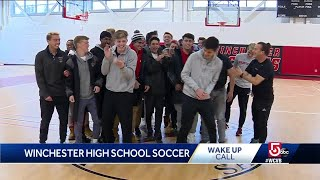 Winchester High School Boys Soccer.Boys Soccer