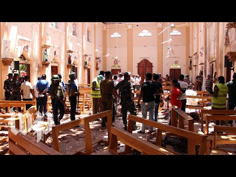 Sri Lanka blasts leave hundreds dead on Easter Sunday