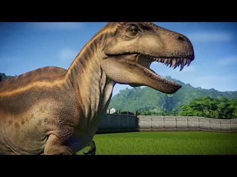 ACROCANTHOSAURUS, HERRERASAURUS, PROCERATOSAURUS - Jurassic World Evolution Carnivore Dinosaur Pack |