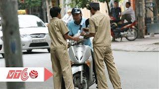 Dân phòng có được quyền bắt người, giữ xe máy? | VTC