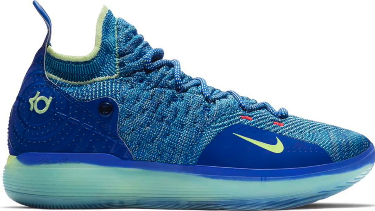 0c49254e1fb54f Nike KD 11 Performance Preview and Comparison - YouTube