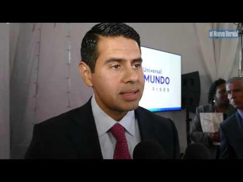 NBCUniversal Telemundo inaugura construcción de nueva sede global