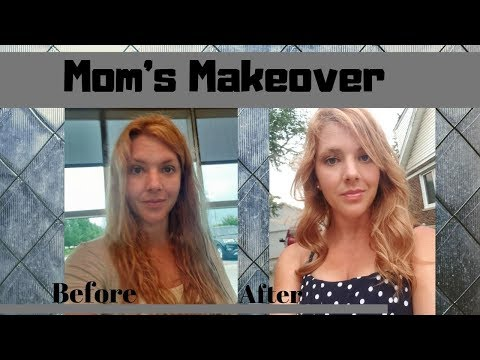 Mom's Makeover from YouTube · Duration:  3 minutes 31 seconds