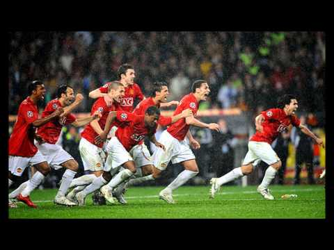 Come On You Reds - Man Utd football song