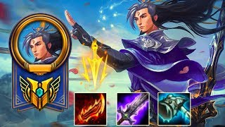 Master Yi Montage 8 - Best Master Yi Plays S8   League of Legends Top