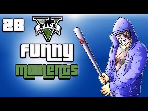 GTA 5 Online Funny Moments Ep. 28 (Fun...
