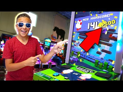 Best Arcade Strategies for WINNING THE BIGGEST JACKPOT of TICKETS!