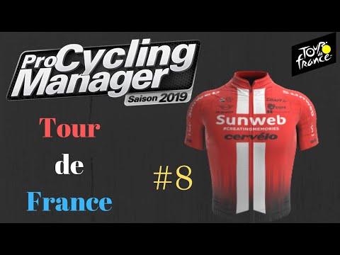 PRO CYCLING MANAGER 2019: TOUR DE FRANCE #8  