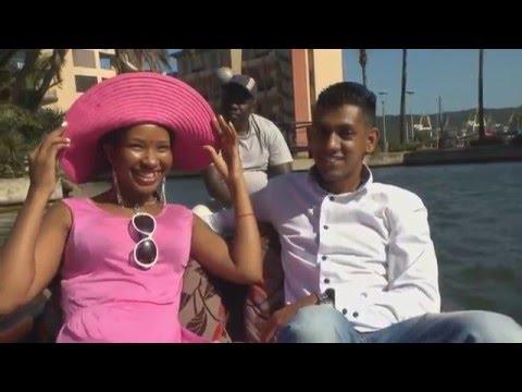 Dhiren & Bathabile Amirchand : Interracial Couple