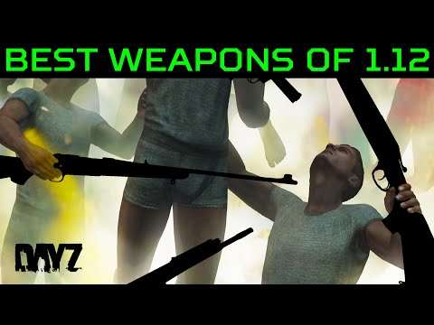 Best Weapons For Damage In DayZ 1.12