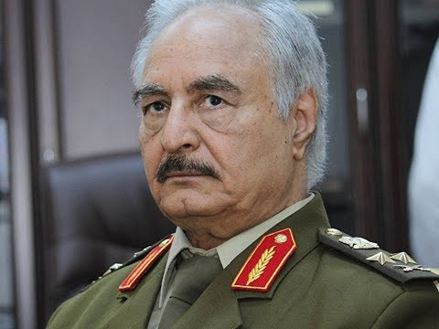 Lybia's National Army commander: Government of national accord lost legitimacy