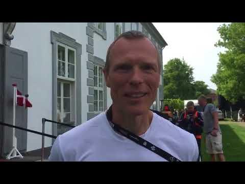 Royal Run i Odense: Interview med Eskild Ebbesen