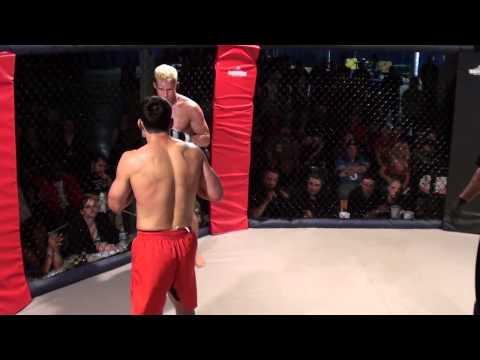 Genesis Fighting Championship Mark Christiansen vs vs Roland Saucedo