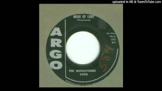 Monotones, The - Book of Love - 1958