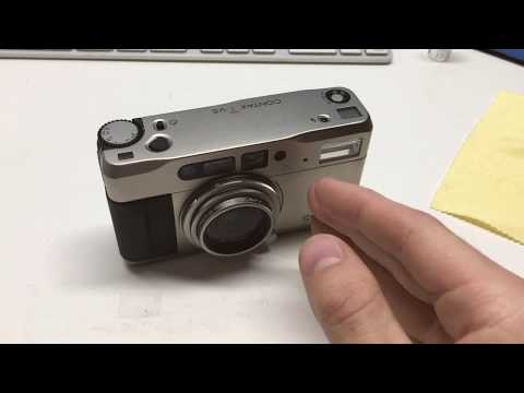 Contax TVS Issue -