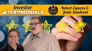 Robert and Janie - Strategic Legacy Investment Group-Investor Testimonial