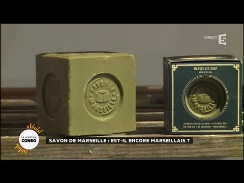 Savon De Marseille : Est-il Toujours Marseillais ?