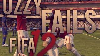 FIFA 12 Fails - Almost Compilationable ft EPIC MISSES! - Uzzy Fails #4