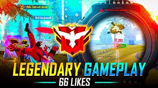 Pro Lobby Ranked Purgatory OP Headshots Gameplay - Garena Free Fire