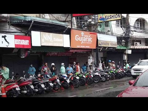 Almost ALL Restrictions In Pattaya Have Been Lifted | Beaches, Massage Shops, Malls Are Open