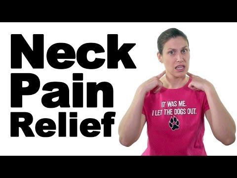 10 Best Neck Pain Relief Stretches - Ask Doctor Jo