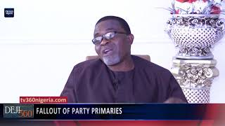 Deji 360 EP 225 Part 2 : Fallout of party primaries